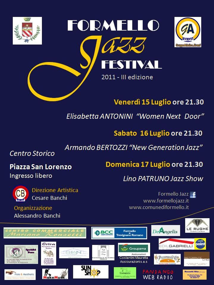 locandina jazz 2011